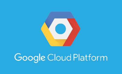 google cloud blue